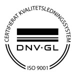 Certifieringsmärke_ISO_9001_Kvalitetsledning_BW